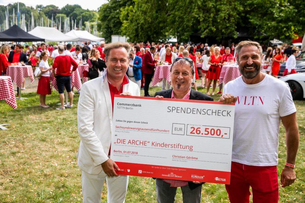 Siegfried Nehls Spendenaktion